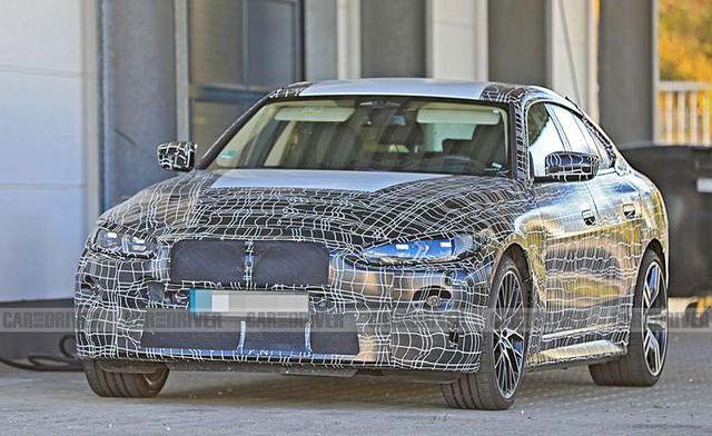 BMW i4 lộ diện: Chung nền tảng 3-Series, mạnh 530 mã lực - Ảnh 3.