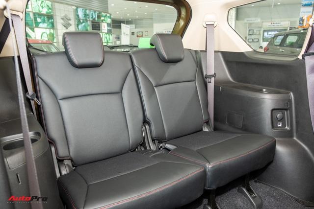 Chi tiết Suzuki XL7 giá 589 triệu đồng vừa về đại lý - Bản vá thức thời của Ertiga để đấu Mitsubishi Xpander - Ảnh 14.