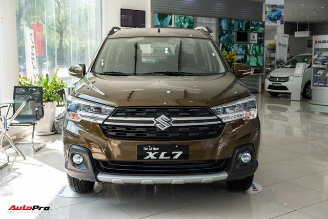 Suzuki XL7 lùi ngày ra mắt Việt Nam: Khan hàng trong vài tháng tới, khả năng dẫm vết xe đổ của Ertiga - Ảnh 1.