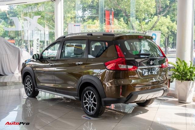 Chi tiết Suzuki XL7 giá 589 triệu đồng vừa về đại lý - Bản vá thức thời của Ertiga để đấu Mitsubishi Xpander - Ảnh 5.