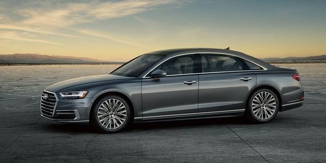 BMW 7-Series và Audi A8 sẽ cho nhau lối đi riêng - Ảnh 2.