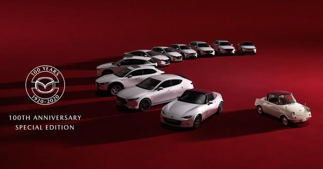 Loạt xe Mazda bổ sung phiên bản đặc biệt với các chi tiết tinh xảo như xe sang - Ảnh 1.