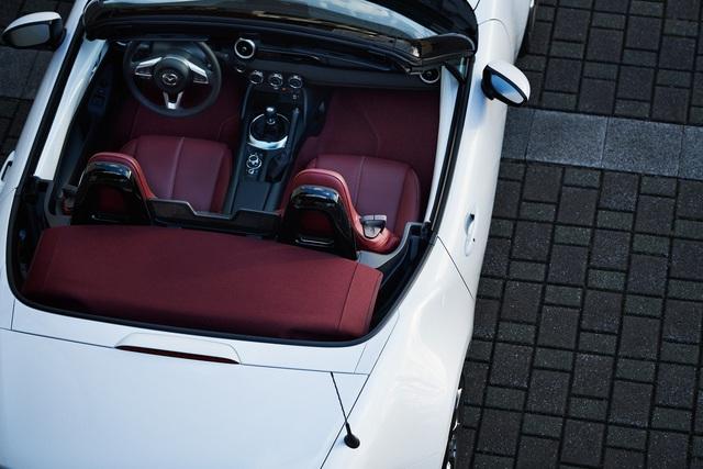 Loạt xe Mazda bổ sung phiên bản đặc biệt với các chi tiết tinh xảo như xe sang - Ảnh 5.