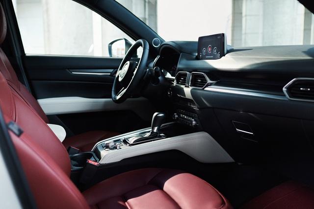 Loạt xe Mazda bổ sung phiên bản đặc biệt với các chi tiết tinh xảo như xe sang - Ảnh 4.