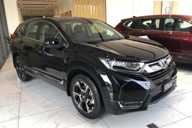 Honda CR-V giảm sốc 130 triệu tại đại lý, giá cao nhất không đến 1 tỷ đồng, làm khó Mazda CX-5 - Ảnh 1.