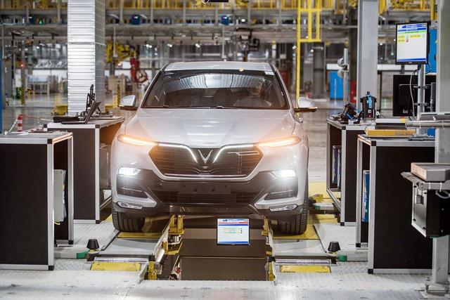 VinFast tạm dừng sản xuất xe, chung tay sản xuất máy thở nhưng không quên phát triển sản phẩm mới, có thể tung 'bom tấn' sau mùa dịch - Ảnh 1.