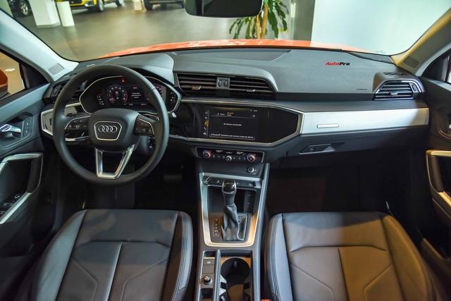 Khám phá Audi Q3 2020 giá hơn 1,8 tỷ đồng vừa về đại lý: Đáp trả BMW X1, Mercedes GLA bằng công nghệ hiện đại - Ảnh 4.