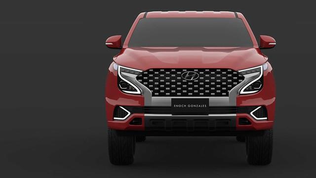 Xem trước Hyundai Tarlac: Xe bán tải Hàn Quốc tham vọng đối đầu Ford Ranger - Ảnh 2.
