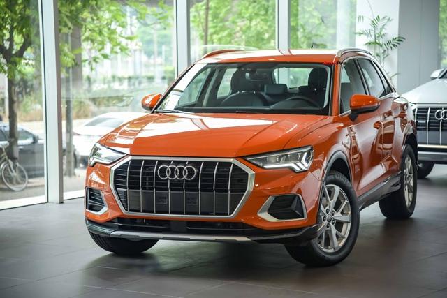 Khám phá Audi Q3 2020 giá hơn 1,8 tỷ đồng vừa về đại lý: Đáp trả BMW X1, Mercedes GLA bằng công nghệ hiện đại - Ảnh 7.