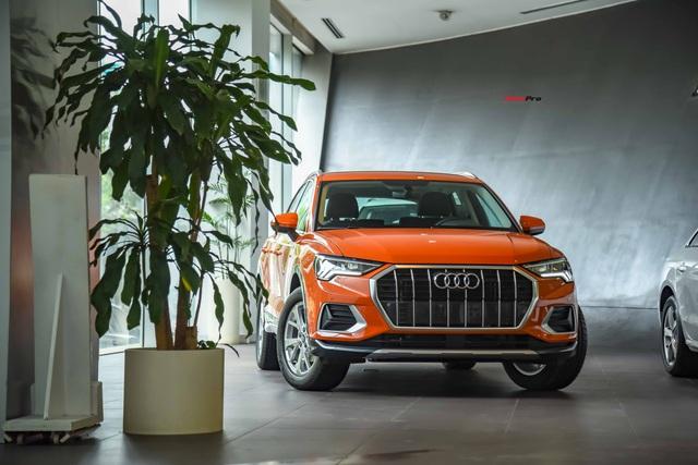 Khám phá Audi Q3 2020 giá hơn 1,8 tỷ đồng vừa về đại lý: Đáp trả BMW X1, Mercedes GLA bằng công nghệ hiện đại - Ảnh 8.