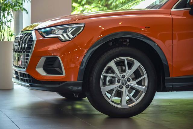 Khám phá Audi Q3 2020 giá hơn 1,8 tỷ đồng vừa về đại lý: Đáp trả BMW X1, Mercedes GLA bằng công nghệ hiện đại - Ảnh 2.