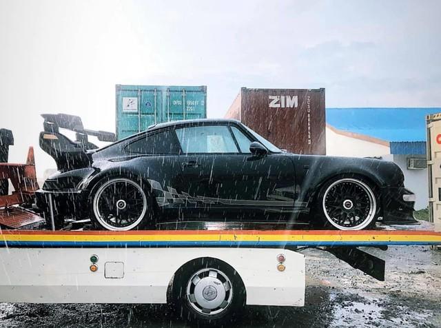 Khui công hàng hiếm Porsche 930 Turbo với gói độ RUF, sẽ về Việt Nam trong tương lai gần - Ảnh 4.