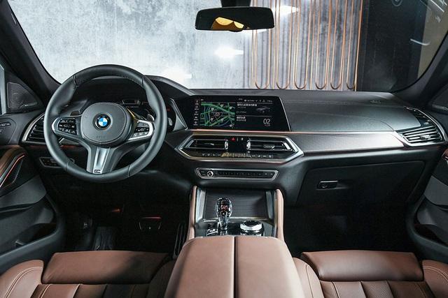 BMW X6 2020 về Việt Nam với nhiều công nghệ hiện đại, hoàn thiện dàn X mới nhất đấu SUV của Mercedes-Benz - Ảnh 3.