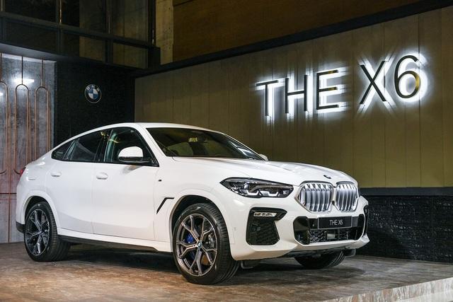 BMW X6 2020 về Việt Nam với nhiều công nghệ hiện đại, hoàn thiện dàn X mới nhất đấu SUV của Mercedes-Benz - Ảnh 1.