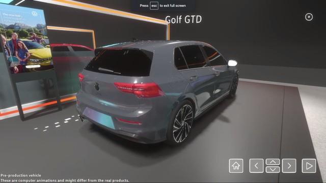 Volkswagen mở cửa gian trưng bày tại Geneva Motor Show 2020 - Ảnh 4.