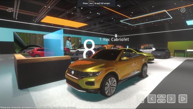 Volkswagen mở cửa gian trưng bày tại Geneva Motor Show 2020 - Ảnh 3.