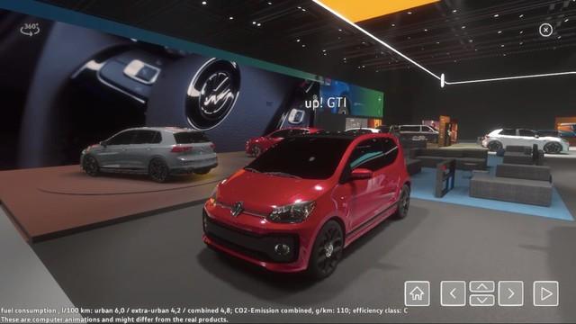 Volkswagen mở cửa gian trưng bày tại Geneva Motor Show 2020 - Ảnh 2.