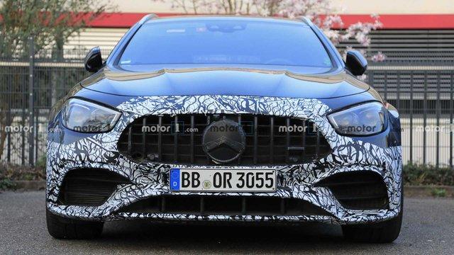 Mercedes-AMG E63 - Đỉnh cao dòng E-Class ra mắt ngay trong tháng 4 với nhiều thay đổi lớn - Ảnh 1.