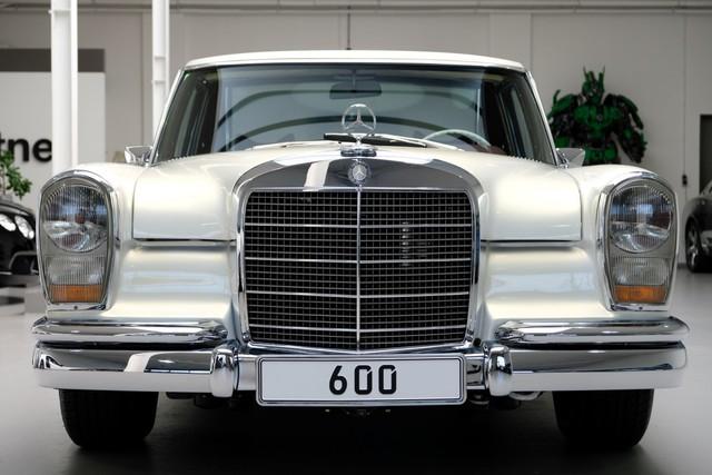 Mercedes-Benz 600 Pullman đỉnh cao một thời được làm lại như mới, giá bán bằng 9 chiếc Lamborghini Huracan