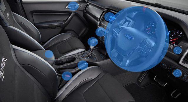 Ford đến tận nhà bảo dưỡng xe cho khách mùa dịch, tiết lộ các chi tiết trên xe cực kỳ dễ lây virus - Ảnh 3.