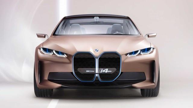 BMW quyết tâm giữ tản nhiệt hình quả thận bất chấp mục đích, kích cỡ - Ảnh 1.