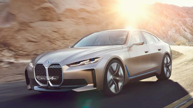 BMW quyết tâm giữ tản nhiệt hình quả thận bất chấp mục đích, kích cỡ - Ảnh 2.