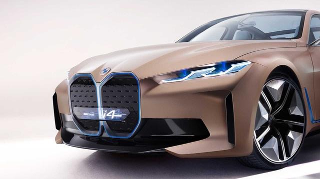 BMW quyết tâm giữ tản nhiệt hình quả thận bất chấp mục đích, kích cỡ