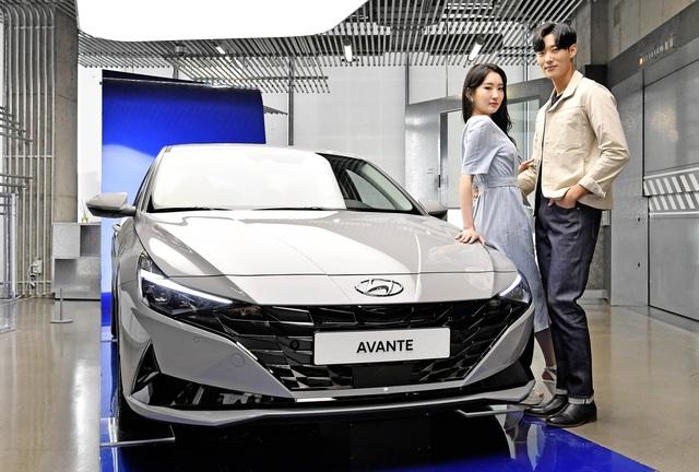 Hyundai công bố giá bán Elantra 2021: Dễ tiếp cận, dân Hàn đổ xô đặt mua, chỉ chờ ngày về Việt Nam - Ảnh 5.