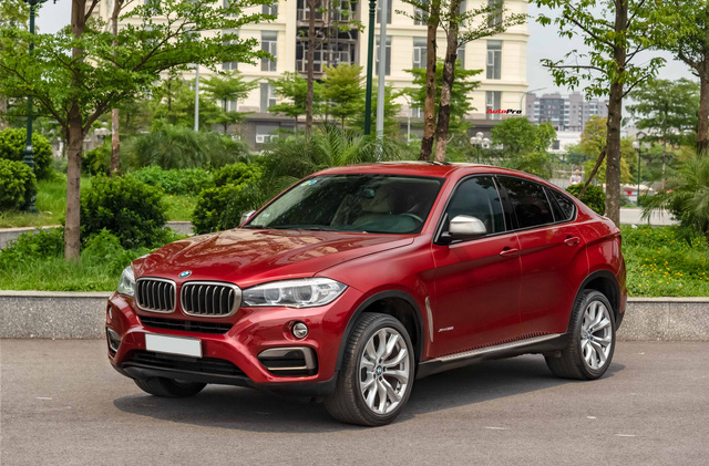 Hạ giá mùa Covid-19, BMW X6 bán lại chỉ hơn 2 tỷ đồng, rẻ ngang Mercedes-Benz GLC 200 mua mới - Ảnh 7.