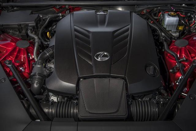 Lexus chuẩn bị nâng cấp LC Coupe nhằm đối đầu Mercedes S-Coupe - Ảnh 7.