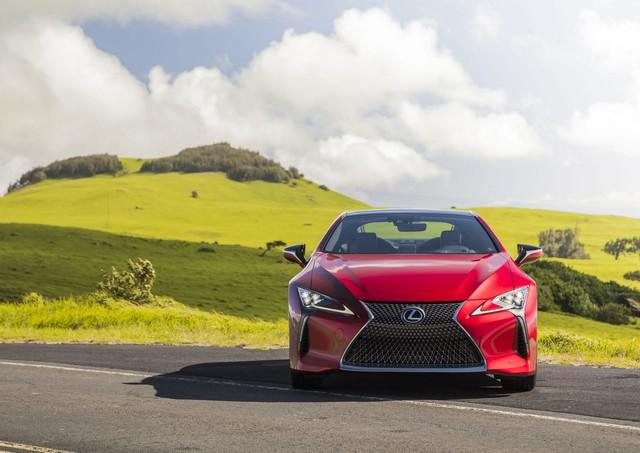 Lexus chuẩn bị nâng cấp LC Coupe nhằm đối đầu Mercedes S-Coupe - Ảnh 5.