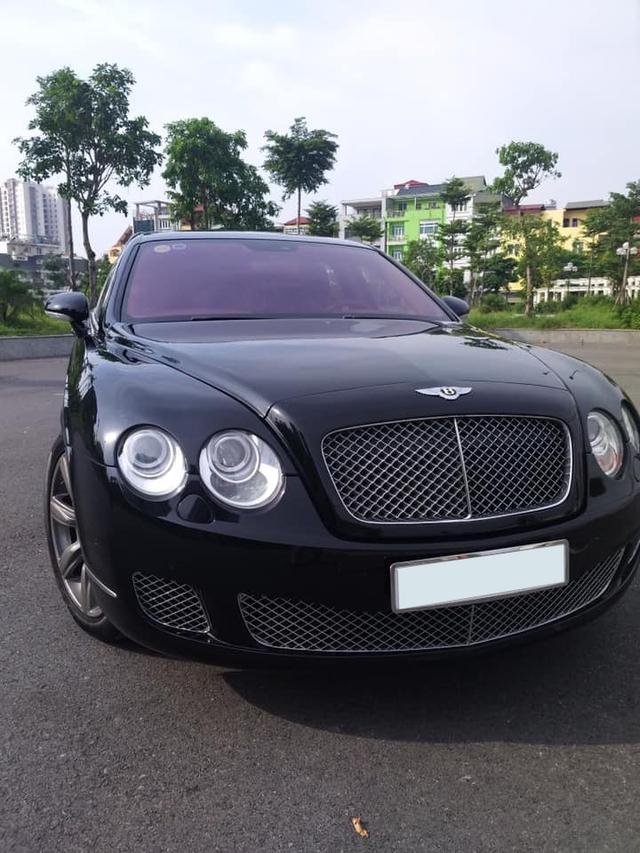 Có 1,7 tỷ đồng, chọn VinFast Lux A2.0 mới hay Bentley Continental Flying Spur hơn chục năm tuổi? - Ảnh 1.
