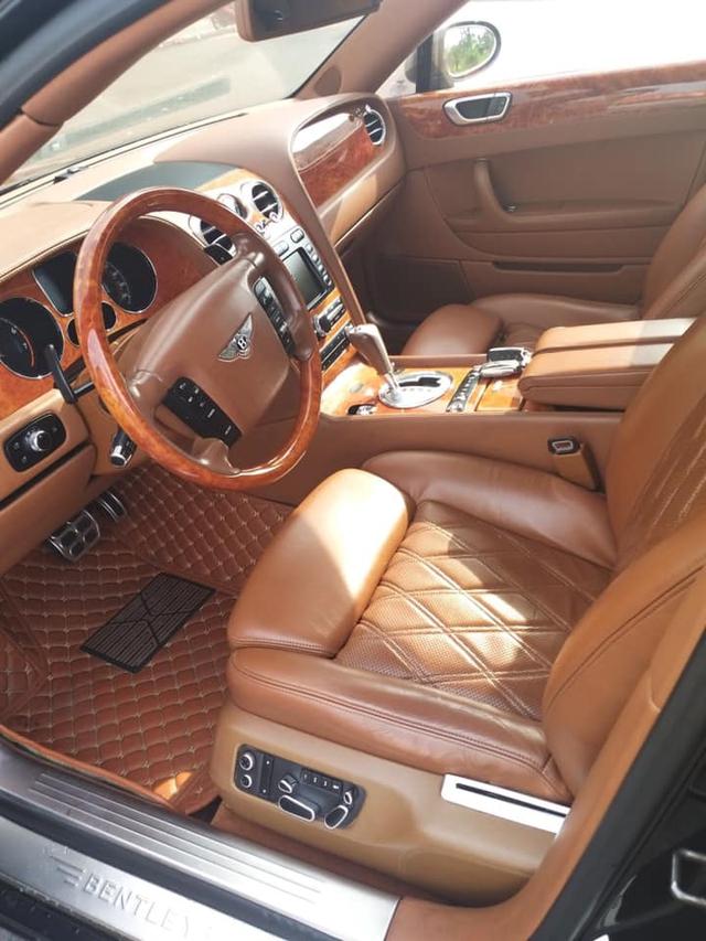 Có 1,7 tỷ đồng, chọn VinFast Lux A2.0 mới hay Bentley Continental Flying Spur hơn chục năm tuổi? - Ảnh 4.
