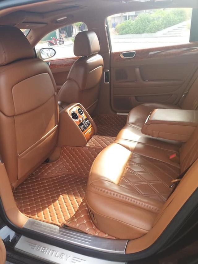 Có 1,7 tỷ đồng, chọn VinFast Lux A2.0 mới hay Bentley Continental Flying Spur hơn chục năm tuổi? - Ảnh 6.