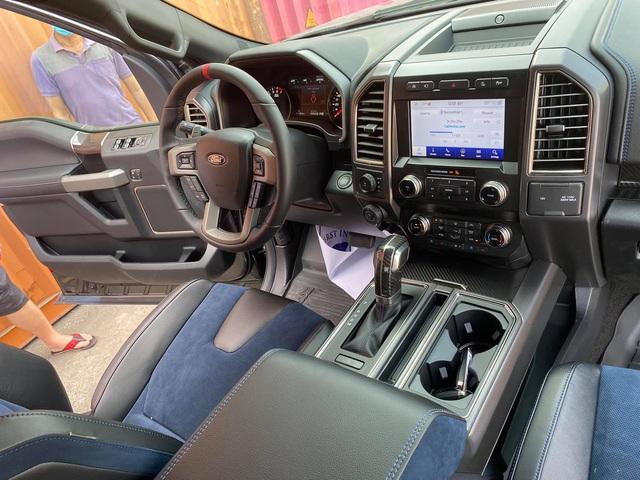 Ford F-150 Raptor 2020 với cửa như Rolls-Royce đầu tiên về Việt Nam - Ảnh 7.