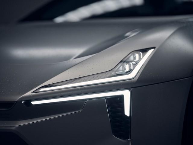 SUV siêu mạnh mới của Volvo: Thiết kế đậm chất tương lai, mượt như coupe - Ảnh 2.