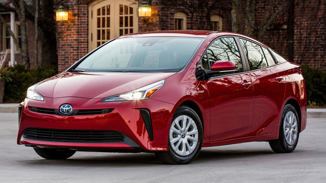 Là của hiếm tại Việt Nam nhưng Toyota Prius lại có doanh số 'khủng' trên thế giới