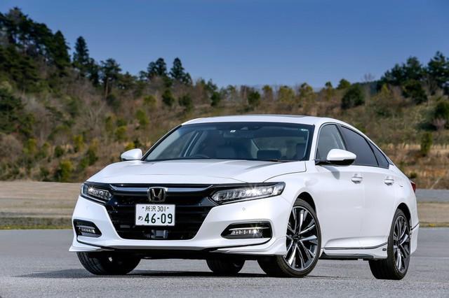 Hình ảnh Honda Accord 2020 thể thao hơn với gói độ JDM - Ảnh 1.