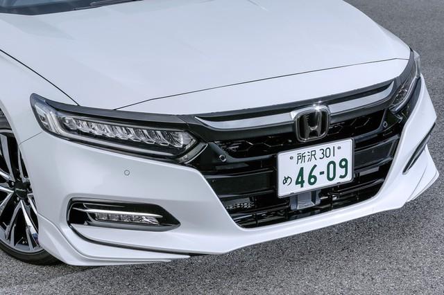 Hình ảnh Honda Accord 2020 thể thao hơn với gói độ JDM - Ảnh 2.