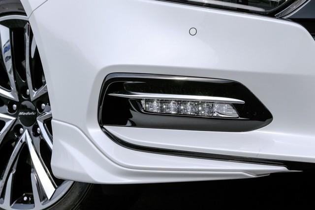 Hình ảnh Honda Accord 2020 thể thao hơn với gói độ JDM - Ảnh 11.