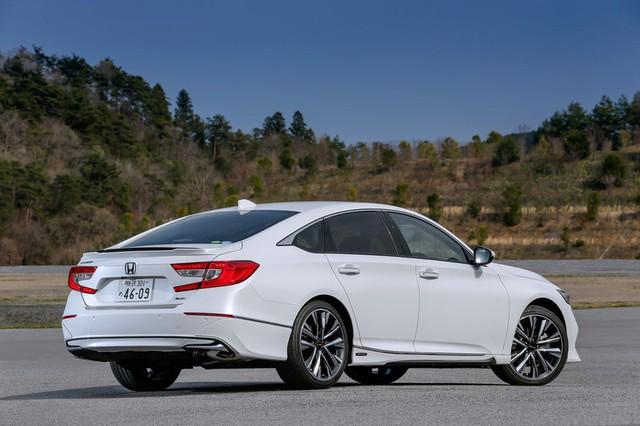 Hình ảnh Honda Accord 2020 thể thao hơn với gói độ JDM - Ảnh 3.