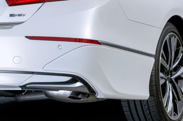Hình ảnh Honda Accord 2020 thể thao hơn với gói độ JDM - Ảnh 10.