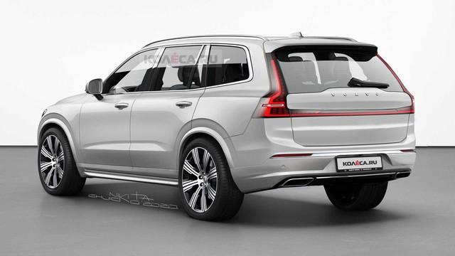 Đại lý thúc giục Volvo triển khai XC100 sớm để tiếp tục cạnh tranh trong phân khúc Mercedes-Benz GLS đang làm chủ - Ảnh 1.