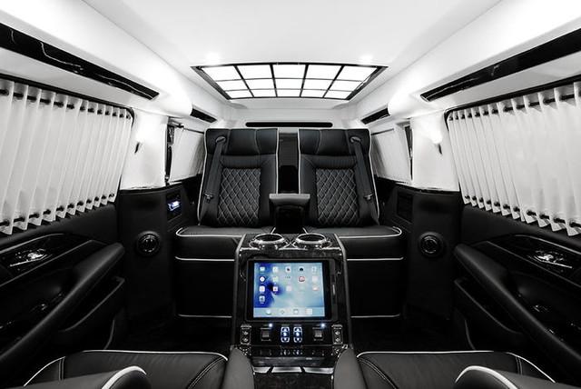 Cadillac Escalade ngoài bọc thép, trong dát vàng giá 500.000 USD cùng 5 bản độ chất ngất khác làm siêu lòng giới siêu giàu  - Ảnh 15.
