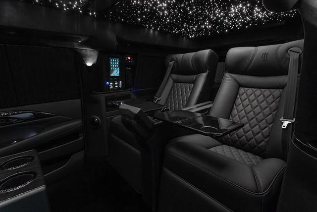 Cadillac Escalade ngoài bọc thép, trong dát vàng giá 500.000 USD cùng 5 bản độ chất ngất khác làm siêu lòng giới siêu giàu  - Ảnh 18.
