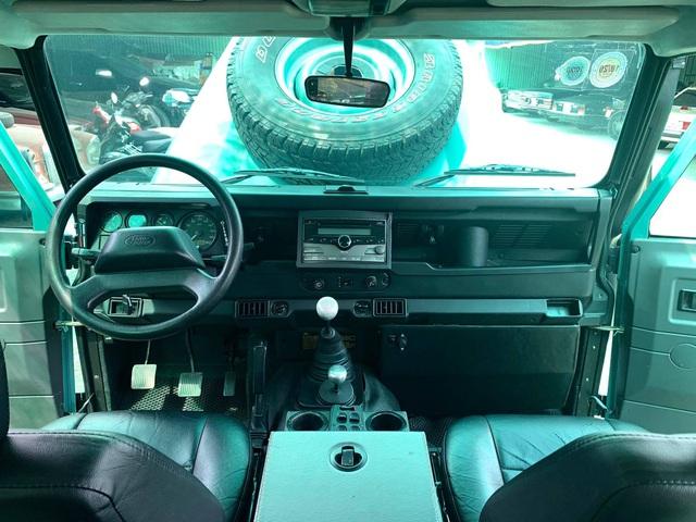 Giữ giá như Land Rover: Xe offroad đi 18 năm vẫn bán lại với giá 2,1 tỷ đồng - Ảnh 4.