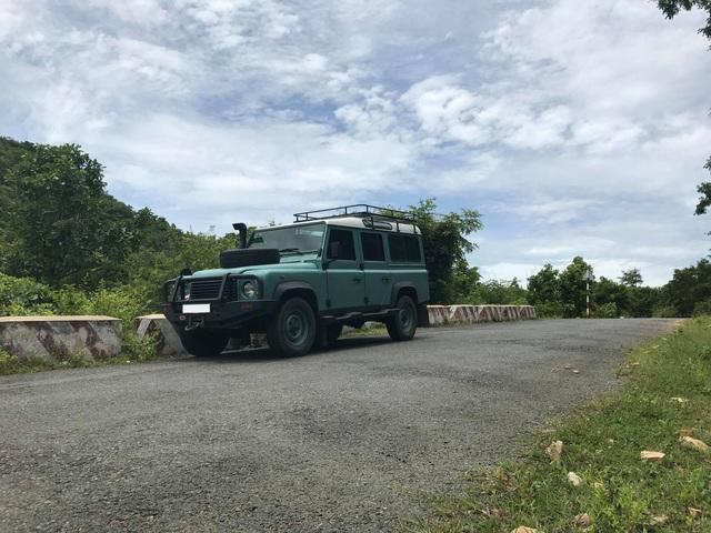 Giữ giá như Land Rover: Xe offroad đi 18 năm vẫn bán lại với giá 2,1 tỷ đồng - Ảnh 1.