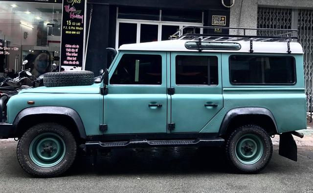 Giữ giá như Land Rover: Xe offroad đi 18 năm vẫn bán lại với giá 2,1 tỷ đồng - Ảnh 6.