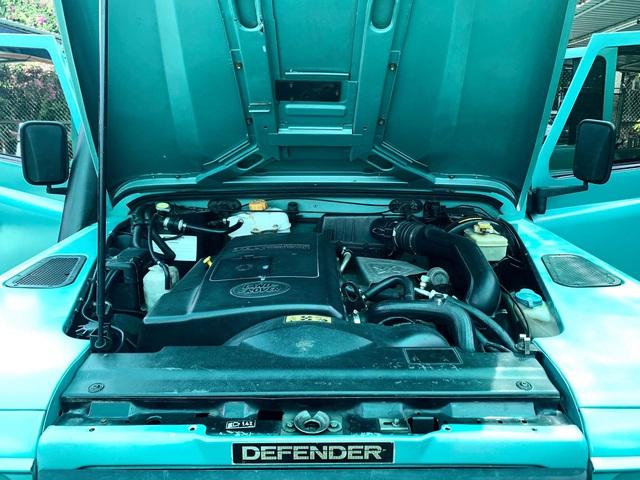 Giữ giá như Land Rover: Xe offroad đi 18 năm vẫn bán lại với giá 2,1 tỷ đồng - Ảnh 3.