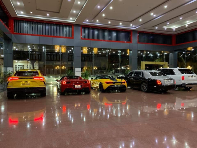 Lộ diện dàn xe khủng của đại gia Đà Nẵng chuẩn bị cho hành trình ASEAN Rally 2020 - Ảnh 1.